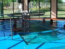 piscinas de las termas de almiron